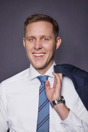 Portrait Dr. Daniel Weigert